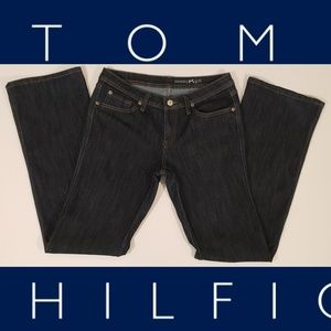 Tommy Girl Hilfiger Dark Blue Boot Cut